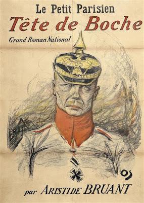 Affiche de propagande, 1914-1915 (collection Musée de l'Armée, Paris)