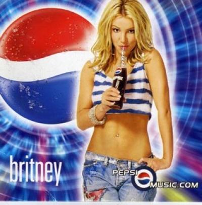 Britney Spears - Pepsi (New Millennium) (Full Demo)