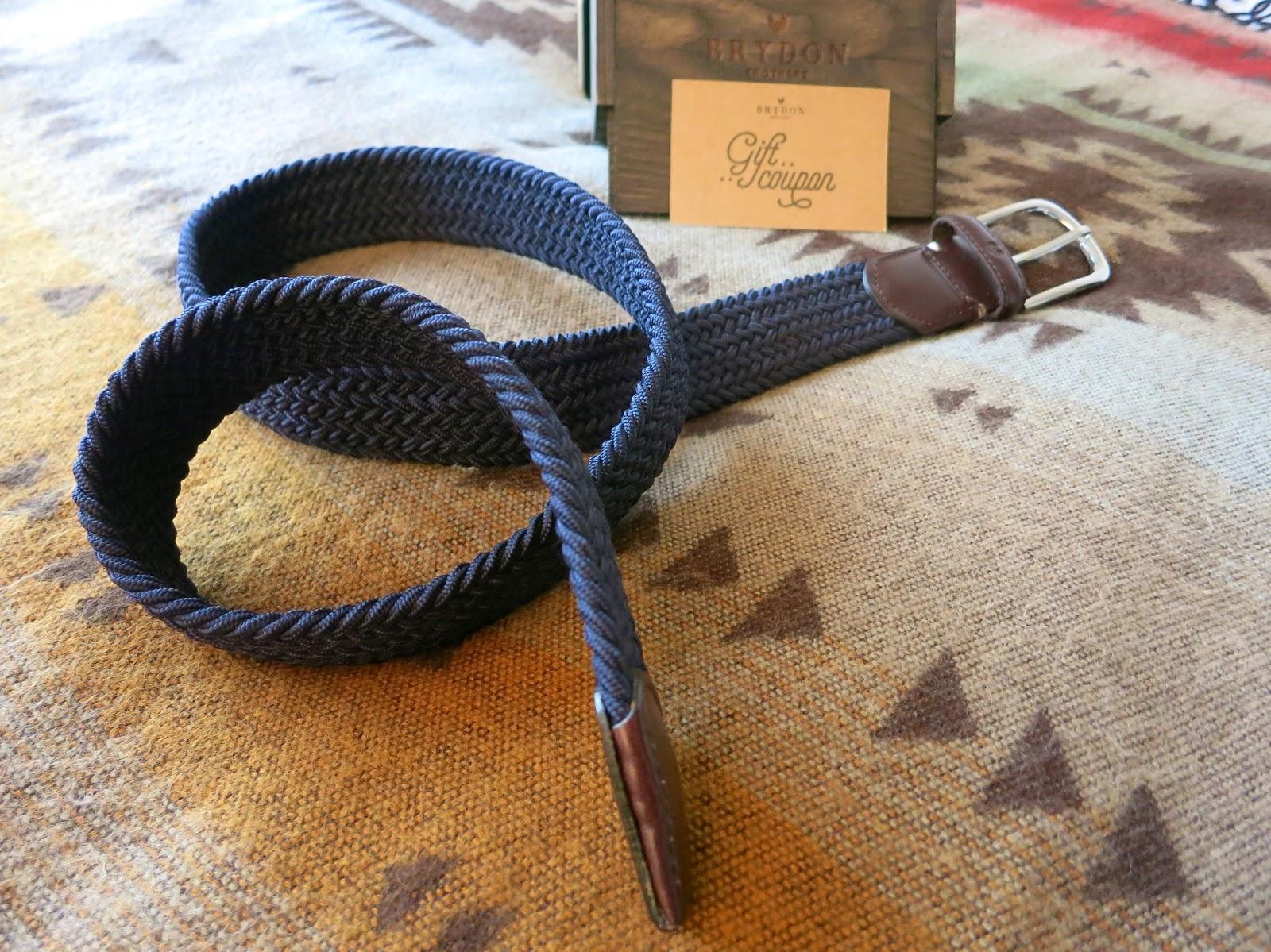 Brydon Brothers Belts