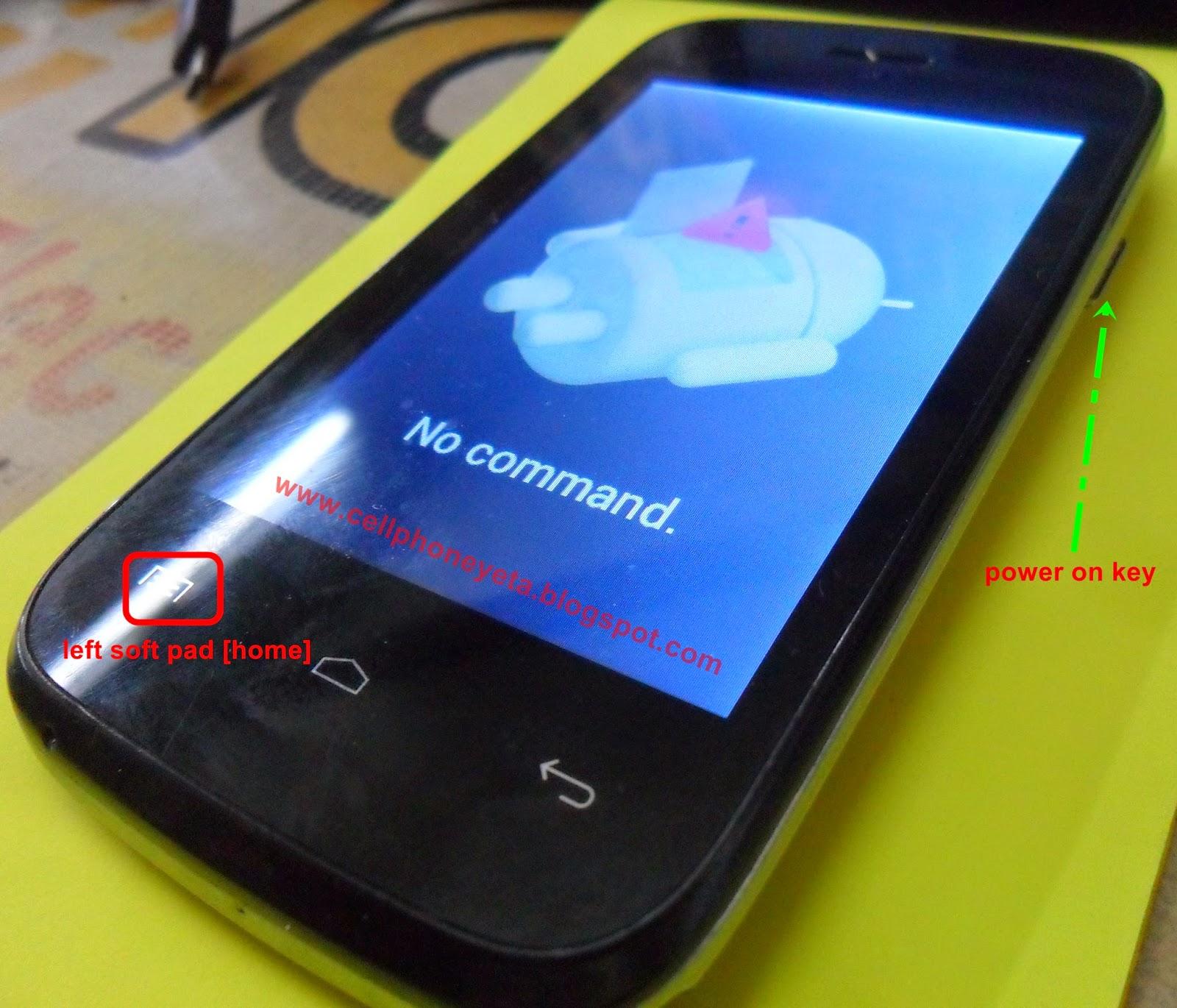 How To Hard Reset Myphone Agua Rain 2g - Cellphoneyeta