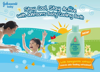 johnson - FREEBIES - [ENDED] FREE JOHNSON'S® baby Cooling Bath