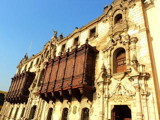 Palacio Arzobispal ou Palácio do Arcebispo, Lima