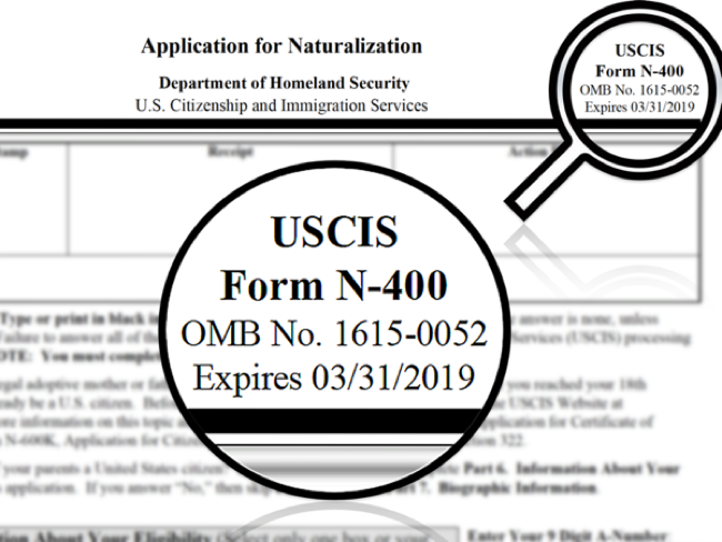 Katelalit Tips For Filing Forms With Uscis