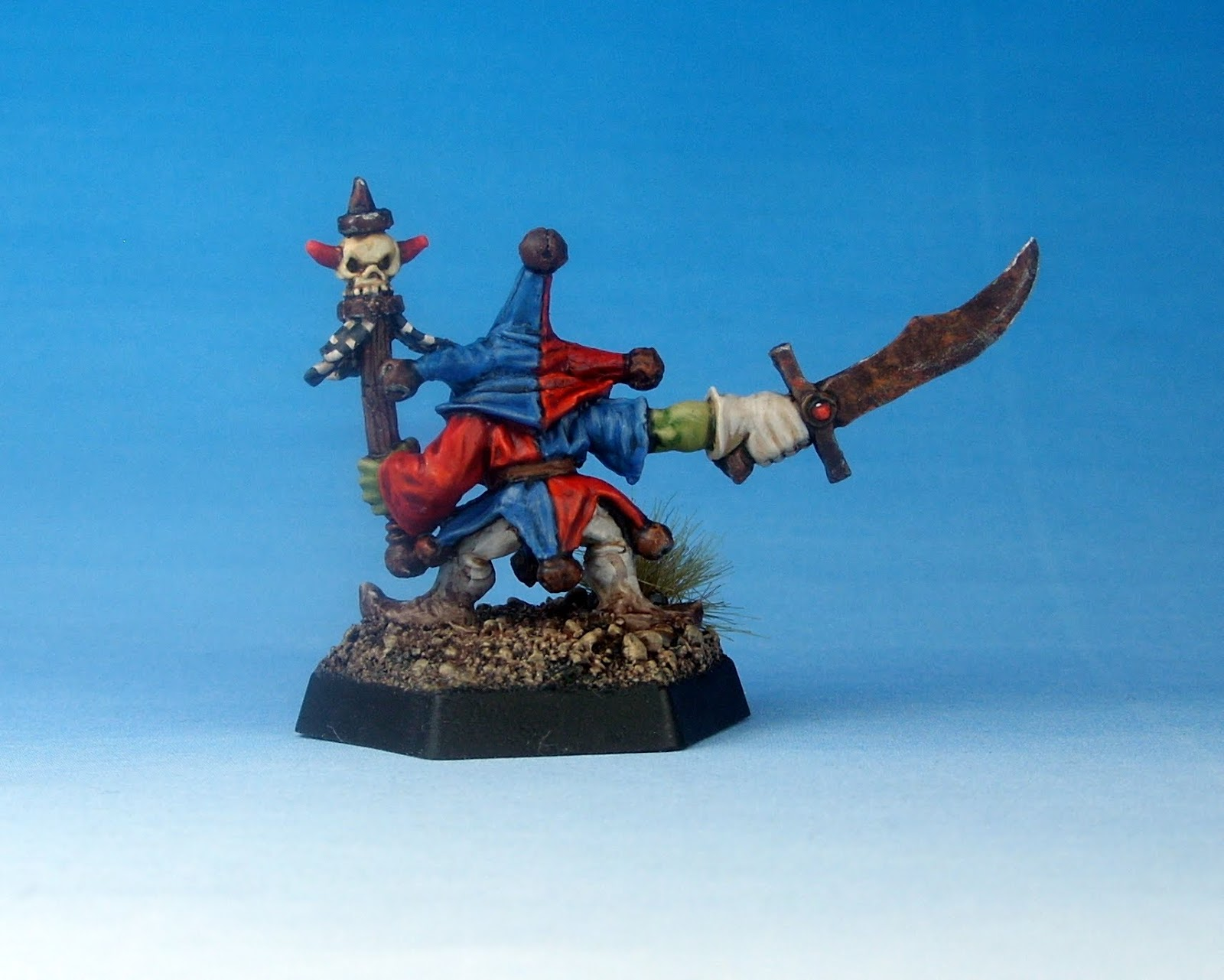 LEADPLAGUE: BOYLdrick - The Oldhammer Goblin (and regiments