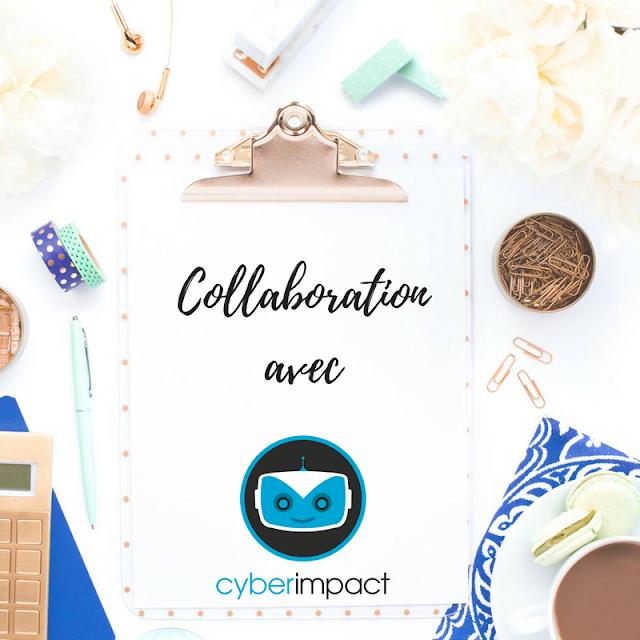 Je collabore pour le blogue de Cyberimpact