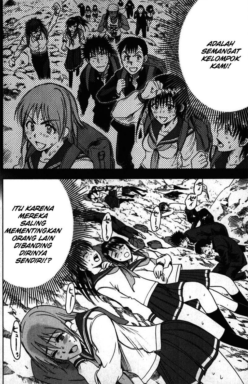 Komik cage of eden 057 - tumbuh kembalinya persahabatan 58 Indonesia cage of eden 057 - tumbuh kembalinya persahabatan Terbaru 8|Baca Manga Komik Indonesia|
