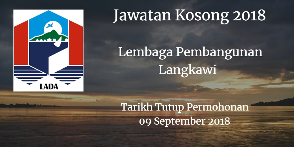 Jawatan Kosong LADA 09 September 2018