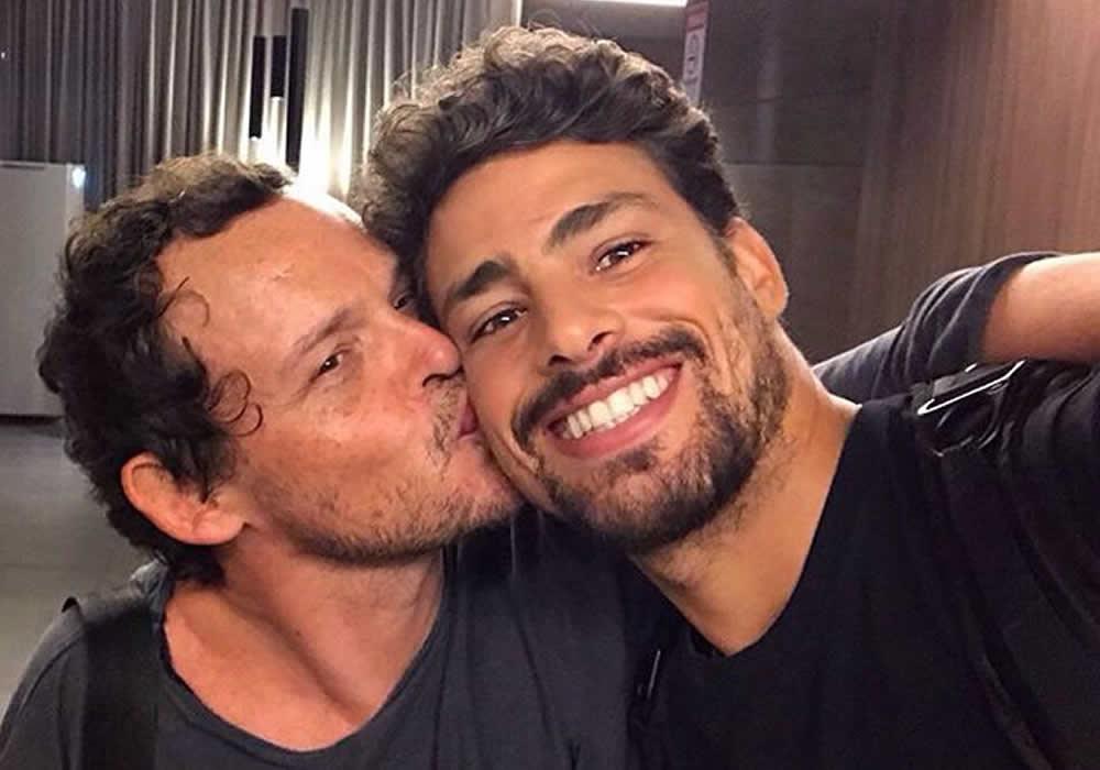 Cauã Reymond e Matheus Nachtergaele mostrarão nu frontal em filme com sexo gay