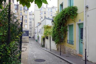 Paris clin d 39 oeil au passage boiton en fl nant du c t for Portent of passage 6