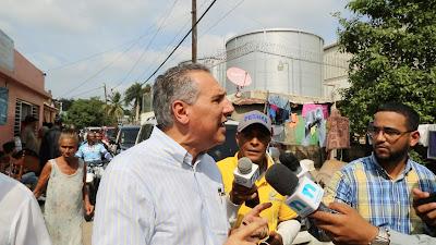VIDEO: JR Peralta: Gobierno trabajará sin descanso para garantizar asistencia a zonas afectadas
