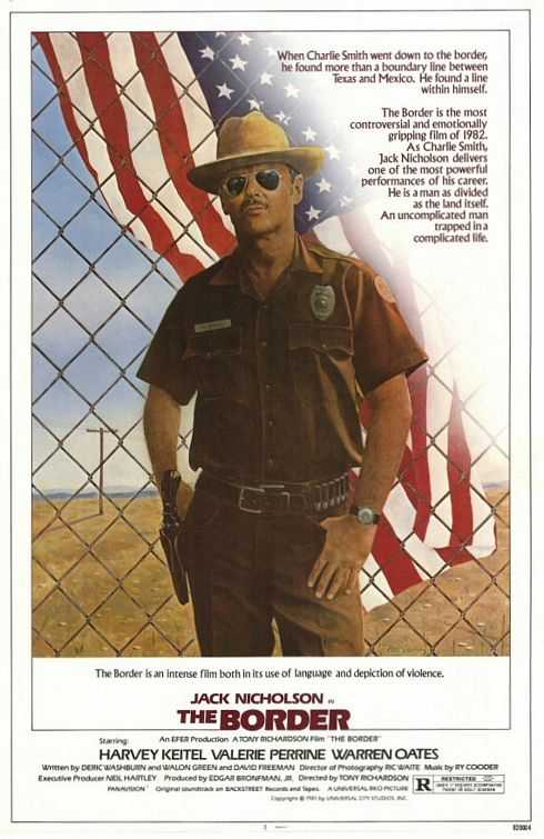 The Border (1982) 480p 350MB Blu-Ray Hindi Dubbed Dual Audio [Hindi – English] MKV Download