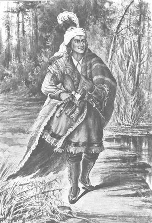 tecumseh the shawnee prophet and american Tenskwatawa, the shawnee prophet [1]  native north american of the shawnee tribe brother of tecumseh his native american name was tenskwautawa.