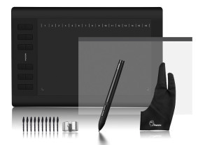 Huion 1060 PLUS Drivers Download