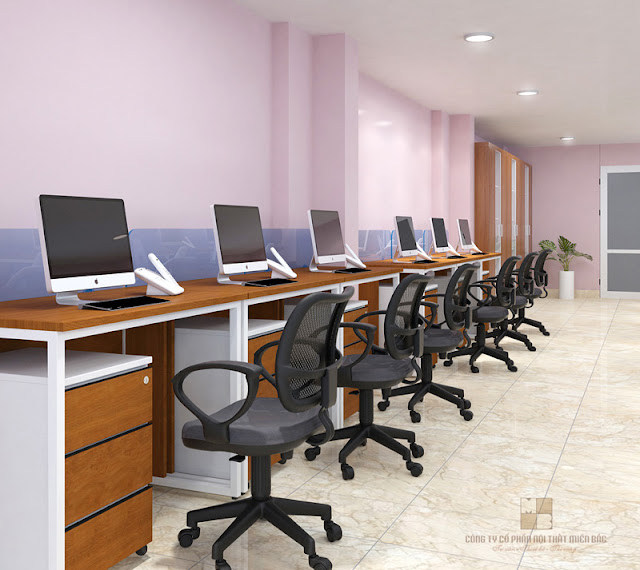 Những chiếc ghế xoay văn phòng linh hoạt chắc chắn sẽ là sự lựa chọn hoàn hảo cho nhân sự khi ngồi làm việc