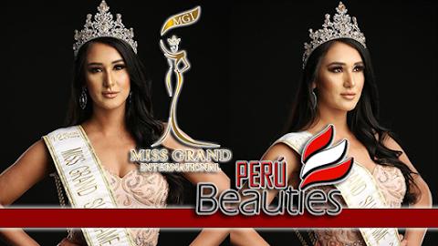 Miss Grand Surinam 2018
