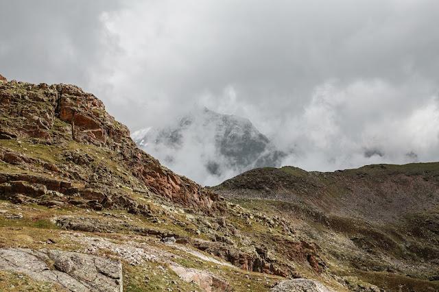 Stubaital - Vom Eisjoch zur Dresdner Hütte Gletscherpfad und Gletscherweg  Wanderung-Stubaital  Wandern-Tirol 14