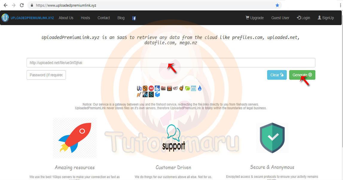Cara Mudah Download File Premium Secara Gratis Dengan