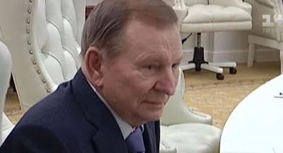 Кучма залишає посаду голови української делегації на мінських переговорах