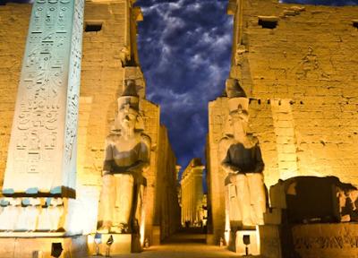 Kisah Hantu dari Mesir