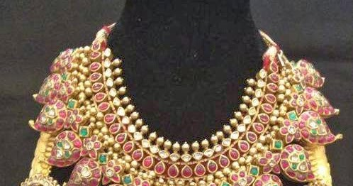 Mughal Inspired Traditional Jewellery Jewellery Designs