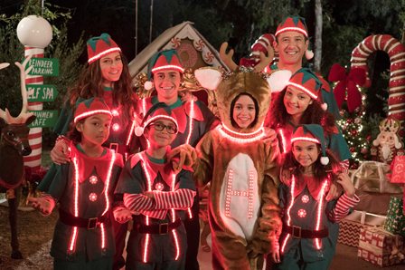 stuck at christmas the movie a disney channel original - Disney Channel Christmas