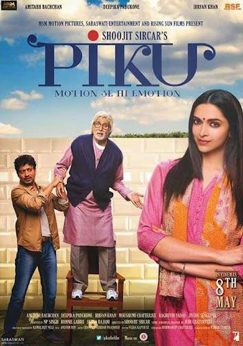 Piku (2015) Movie Poster No. 2
