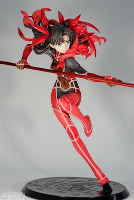 Rin Tohsaka Lancer ver. de Fate/Extra Last Encore