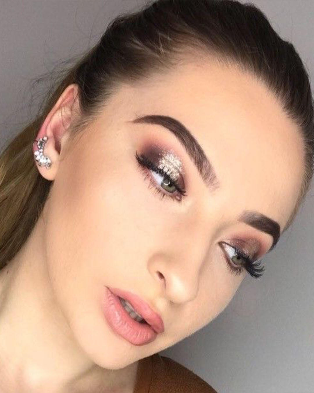 Elegant prom makeup that you should try