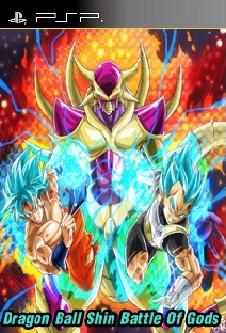Dragon ball z battle of gods psp game download