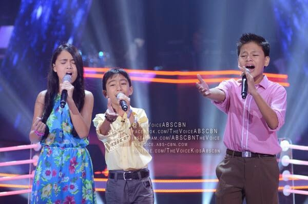 Earl wins against Don Angelo, Twittle Team Sarah Battles on 'The Voice Kids' Philippines