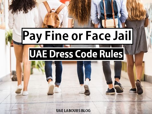 UAE Dress code for beaches and swimming