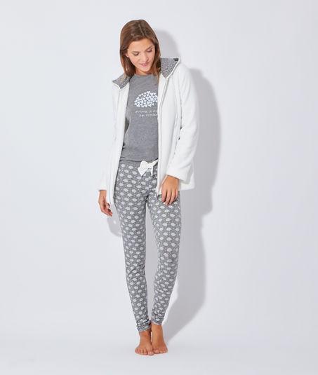 pijamas polares oysho