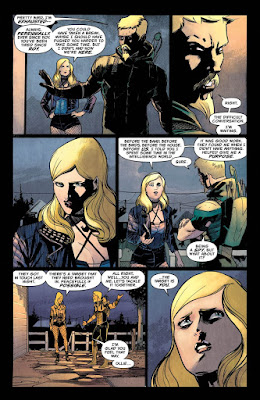 "Comic: Preview de ""Green Arrow"" núm. 50 de Jackson Lanzing - DC Comics"