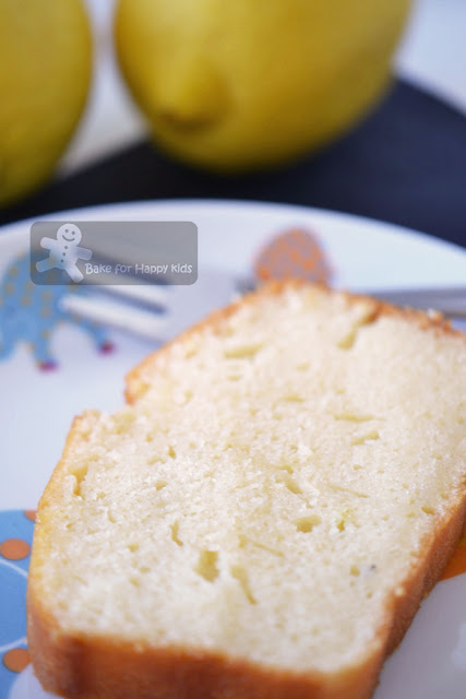 lemon yogurt cake Barefoot Contessa