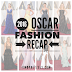 2016 Oscar Red Carpet Fashion Recap (I watch it all so you don't have to.)