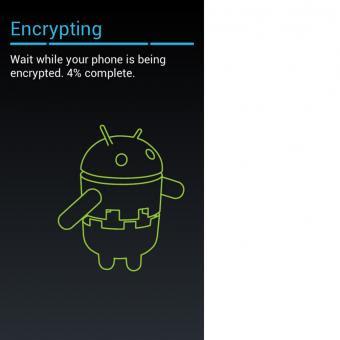Aktifkan enkripsi untuk melindungi data