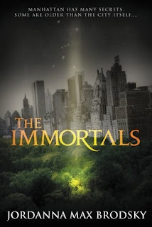 The Immortals (Olympus Bound #1) by Jordanna Max Brodsky