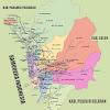 Peta Padang Lengkap 11 Kecamatan