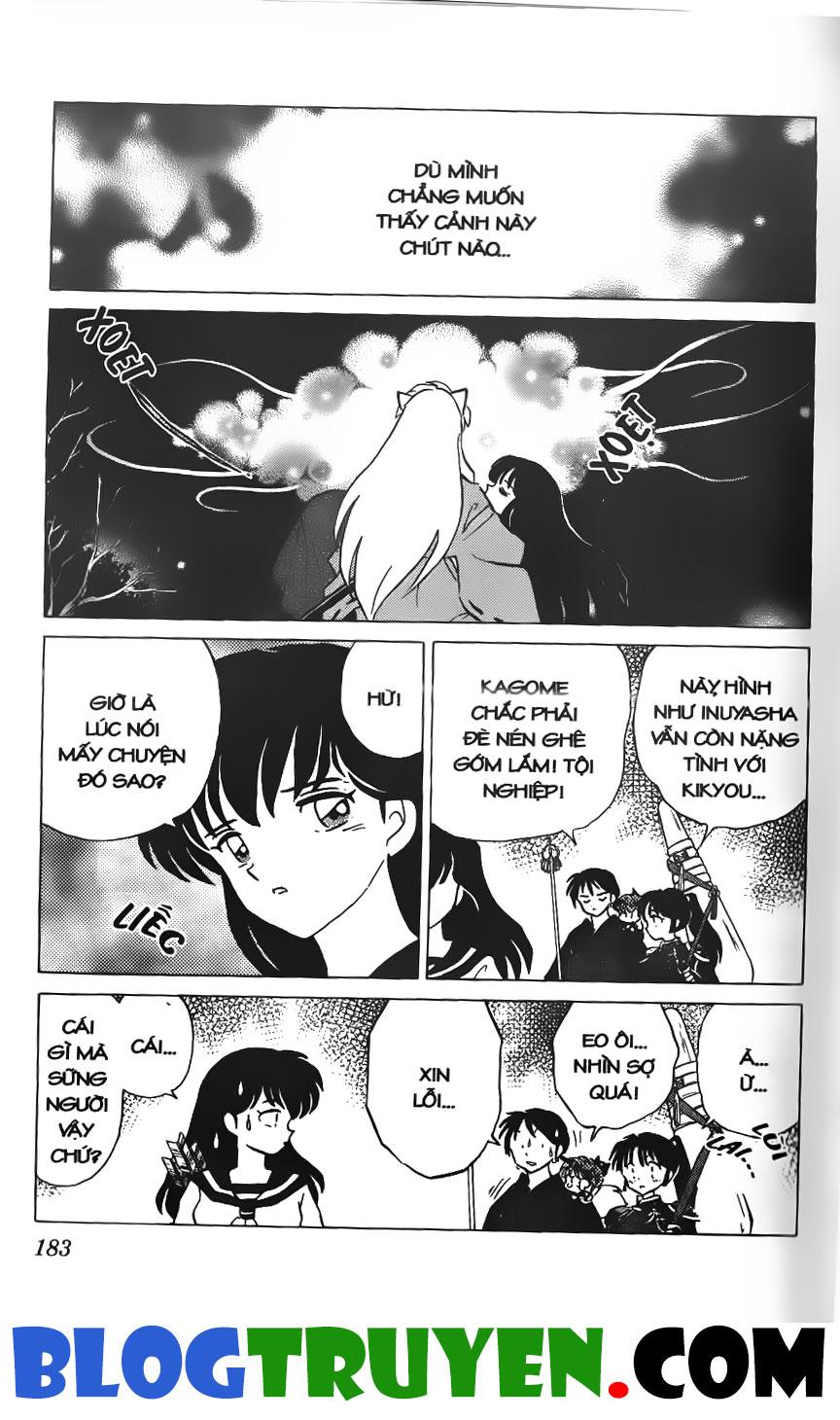 Inuyasha vol 25.10 trang 16