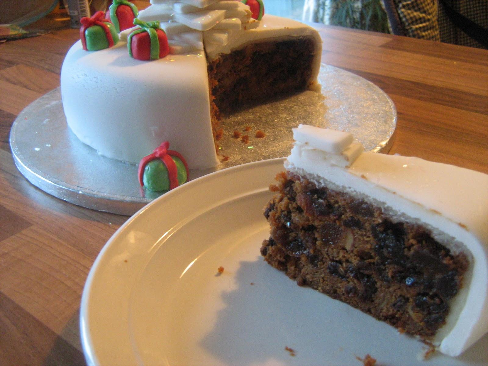 Classic Rich Christmas Cake Recipe Mary Berry