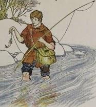 Dongeng Nelayan dan Ikan Kecil (Aesop) | DONGENG ANAK DUNIA