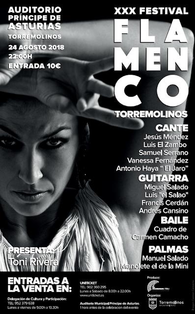 XXX Festival Flamenco de Torremolinos