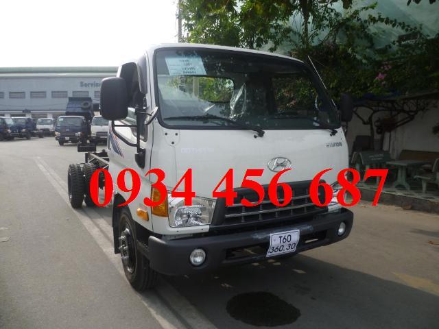 Hyundai Đô thành HD99