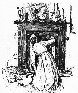 Scullery maid - o patamar mais baixo entre os criados