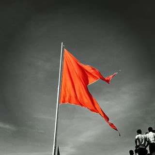 Bhagwa status or shayari in hindi