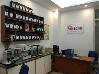 Công ty CP công nghệ Syscom Quốc Tế chuyên sửa máy pha cà phê Krups