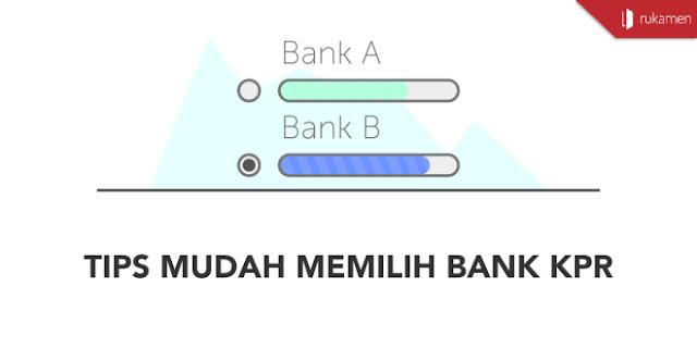 Memilih Bank KPR