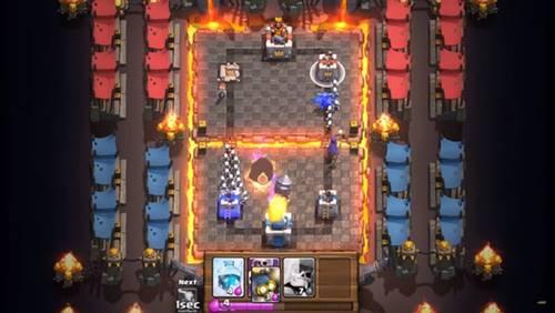 Clash Royale  é um dos melhores jogos grátis e viciantes para celular