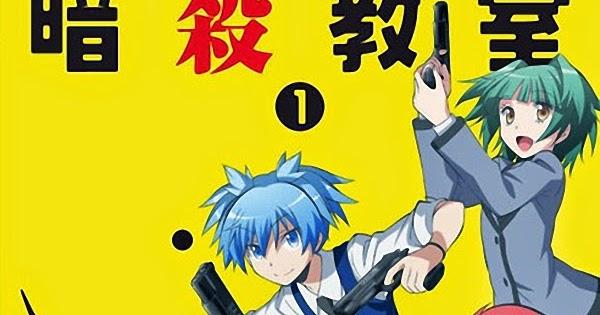 Ansatsu kyoushitsu episodio 5 legendado - 2 6