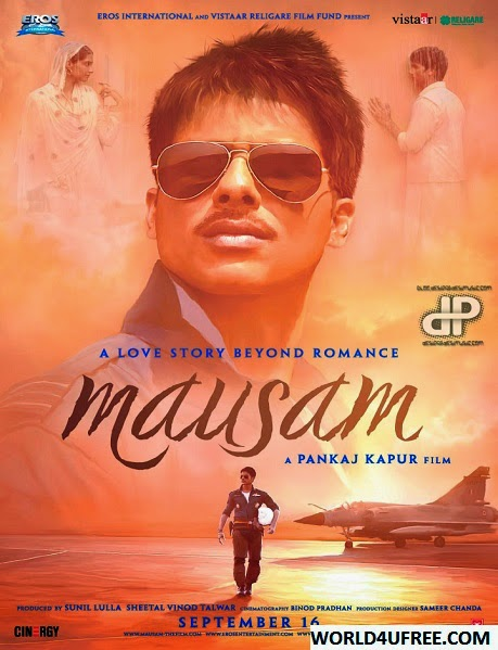 Mausam 2011 Hindi 480p HDRip 500MB, 2011 Bollywood hindi mausam full movie bluray brrip 480p compressed small size 300mb or 400mb free download or watch online hq at https://world4ufree.to